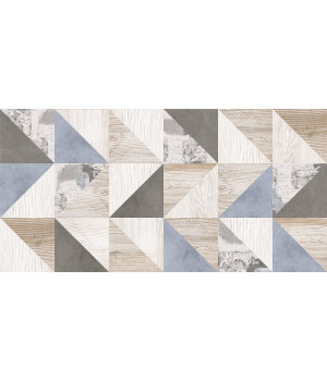 Настенная плитка Шервуд 1041-0269 20x40 геометрия