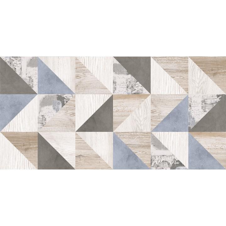 1041-0269 | Настенная плитка Шервуд 1041-0269 20x40 геометрия Lasselsberger Ceramics
