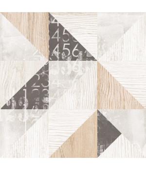 Керамогранит Шервуд 6046-0391 45x45 геометрия