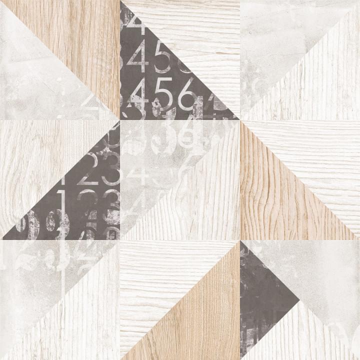 6046-0391   Керамогранит Шервуд 6046-0391 45x45 геометрия Lasselsberger Ceramics