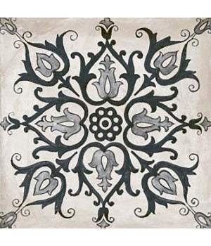 Вставка напольная Сиена 3603-0088 9,5х9,5 универсальная