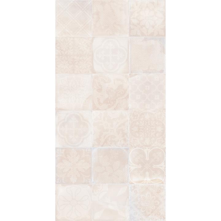 1041-0162 | Настенная плитка Сиена 1041-0162 20х40 бежевая Lasselsberger Ceramics