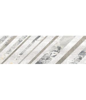 Керамогранит декор Сканди 6064-0170 20x60 серый