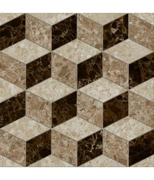 Керамогранит декор Скольера 6046-0350 45x45 геометрия