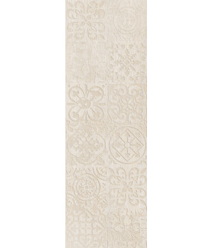 Керамогранит декор Венский Лес 3606-0020 20х60 белый