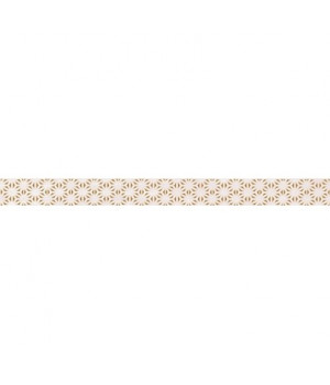 Керамический бордюр Голден серый 58-03-06-865