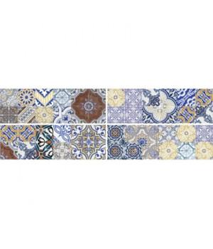 Керамическая плитка Provenza multi wall 02 (рандомно 4 шт)