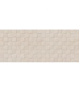 Керамическая плитка Quarta beige wall 03 рельефная
