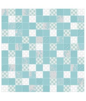 Декор керамический Mosaic Aquamarine DW7MSC16