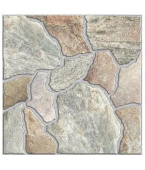 Керамический гранит Рейнир GR коричневый