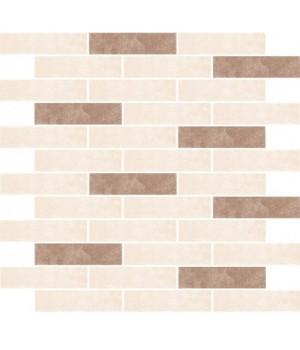 Керамическая мозайка Mosaic Rhombus Bronze DW7MSR31