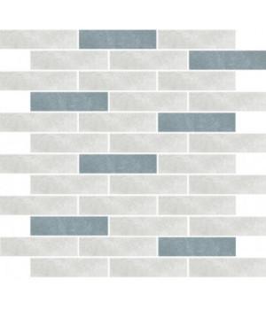Керамическая мозайка Mosaic Rhombus Blue DW7MSR23
