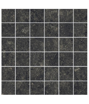 Керамическая мозайка Room Black Mosaico