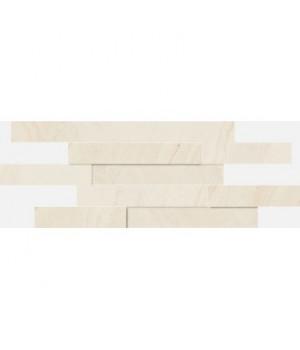 Керамическая мозайка Room White Brick 3D