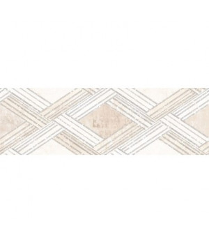 Керамический декор Росси бежевый 17-03-11-1753-0
