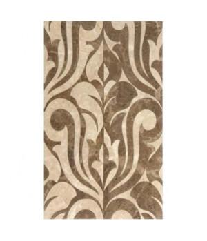 Керамический декор Saloni brown 01