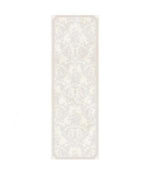 Керамический декор Saphie white 01