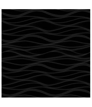 Керамическая плитка Селеста черный напольная