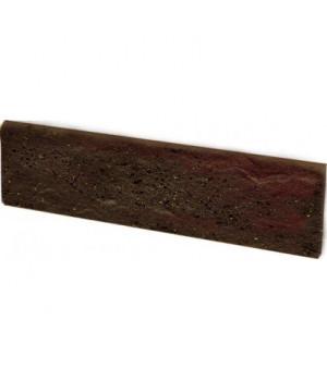 Плинтус SEMIR BROWN коричневый структура