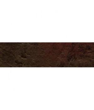 Клинкерная плитка SEMIR BROWN коричневый структура облицовка