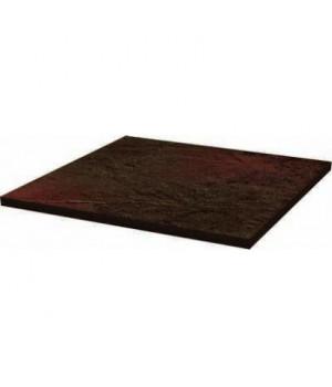 Клинкерная плитка SEMIR BROWN коричневый структура напольная
