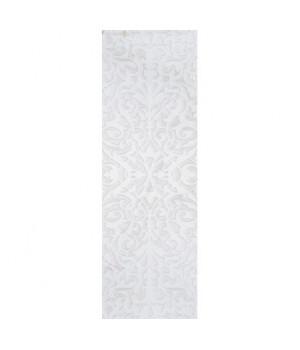 Керамический декор Stazia white 01