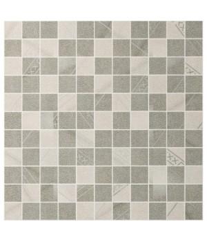 Керамическая мозайка Mosaic Stingray Graphite DW7MST15