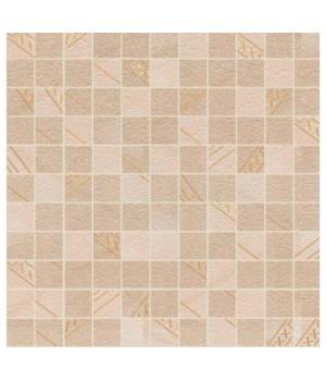 Керамическая мозайка Mosaic Stingray Brown DW7MST08