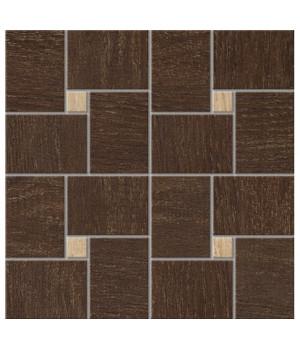 Керамический декор Tapetto коричневый напольный