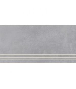 Керамическая ступень Townhouse серый TH4O096
