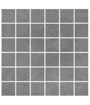 Керамическая мозаика Townhouse темно-серый TH6O406
