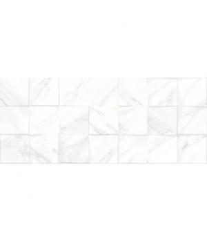 Керамическая плитка Celia white wall 03 рельефная