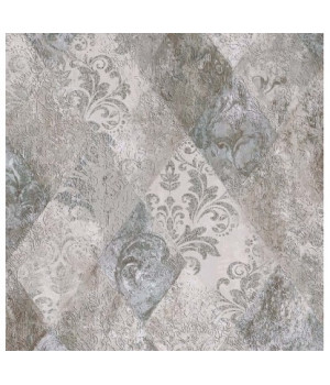 Керамический декор Виндзор серый