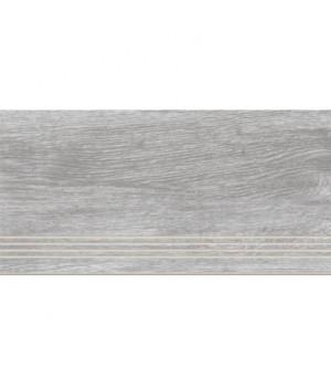 Керамическая ступень Woodhouse серый WS4O096