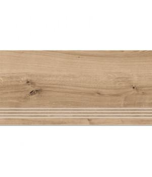 Керамическая ступень Woodhouse темно-бежевый WS4O156