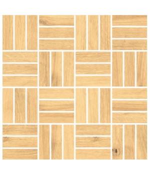 Керамическая мозаика Woodhouse бежевый WS6O016