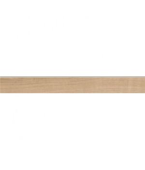 Керамический плинтус Woodhouse темно-бежевый WS5A156