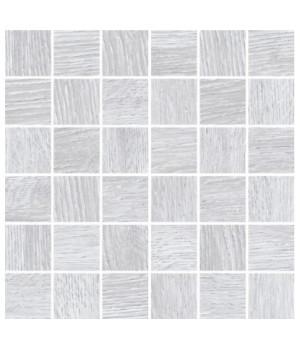 Керамическая мозаика Woodhouse светло-серый WS6O526