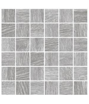 Керамическая мозаика Woodhouse серый WS6O096